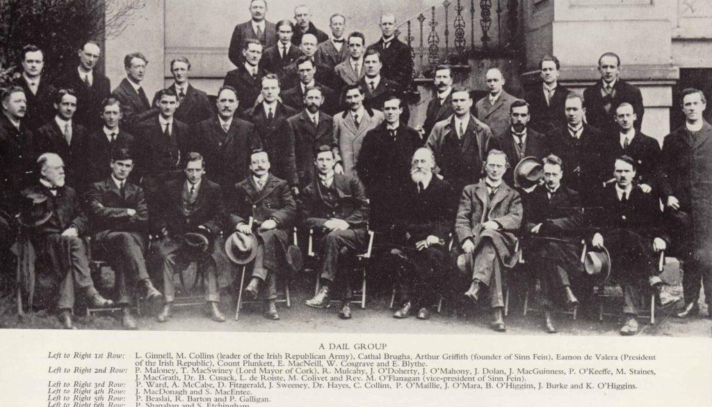 Dail 1919