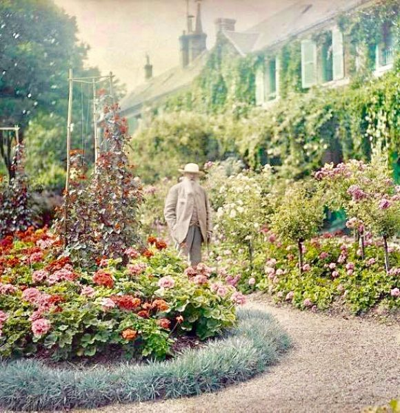 'Show me your garden and I will tell you what you are.'                  Alfred Austen
